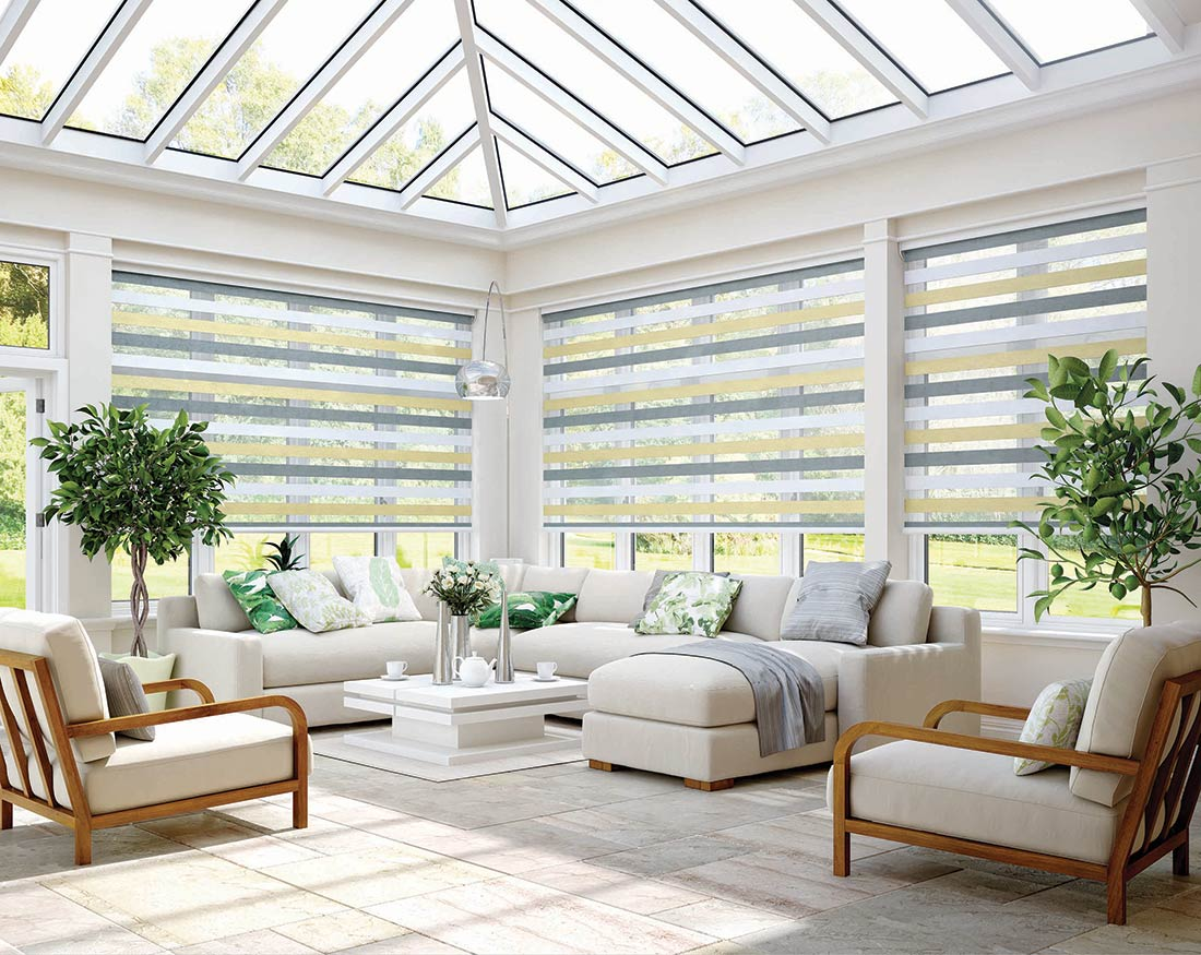 Conservatory Blinds Nigels Blinds